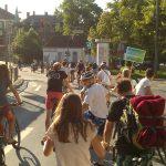 Critical Mass Augsburg Juni 2016