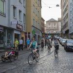 Critical Mass Augsburg August 2016
